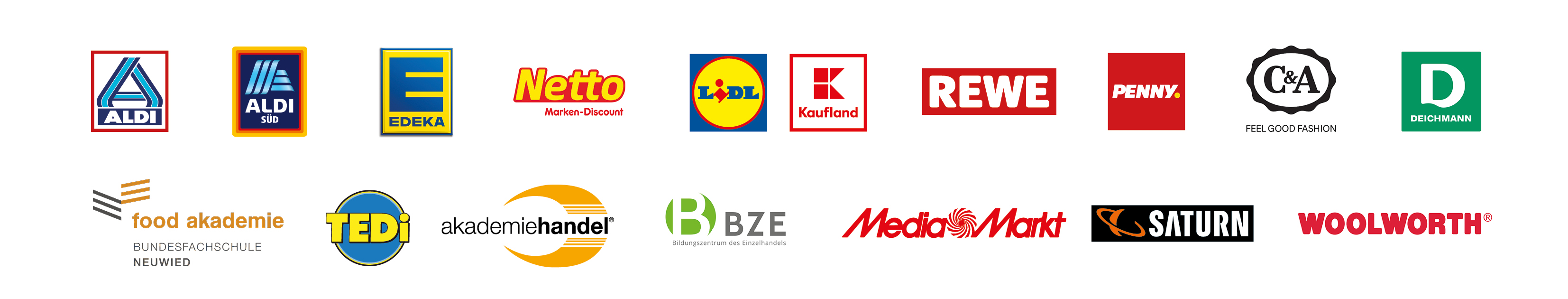 HDE Azubi Logoleiste