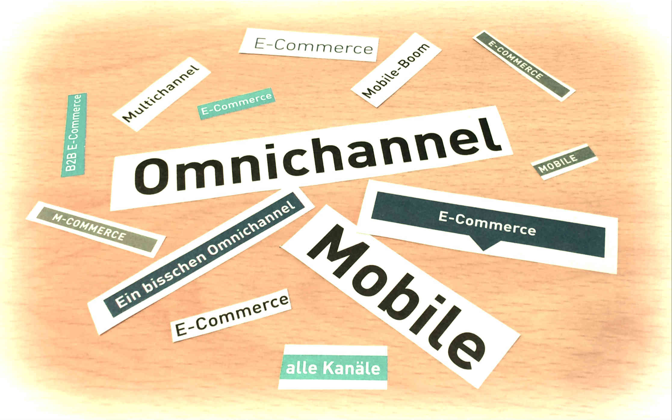 Begriffsdefinitionen E-Commerce Bild - wei 1