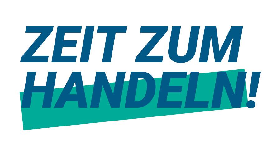 Logo ZEIT ZUM HANDELN positiv RGB klein