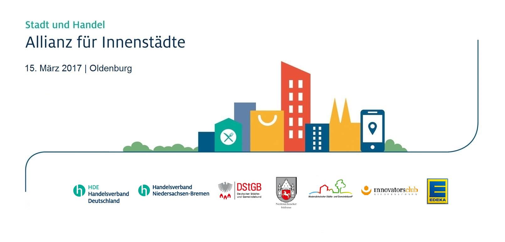 Handelsverband Deutschland Hde Fachtagung Stadt Und Handel