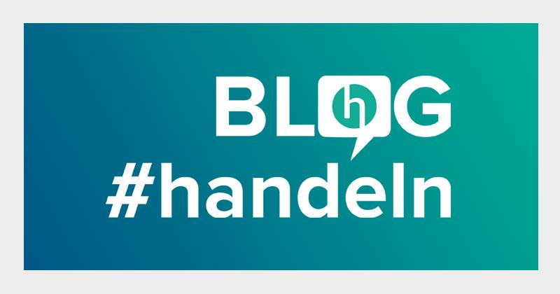 Blog #handeln