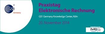 Banner Elektronische Rechnung Nov 2014